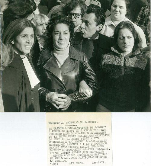 Le procès de Bobigny : La cause des femmes (fr) - La GBD
